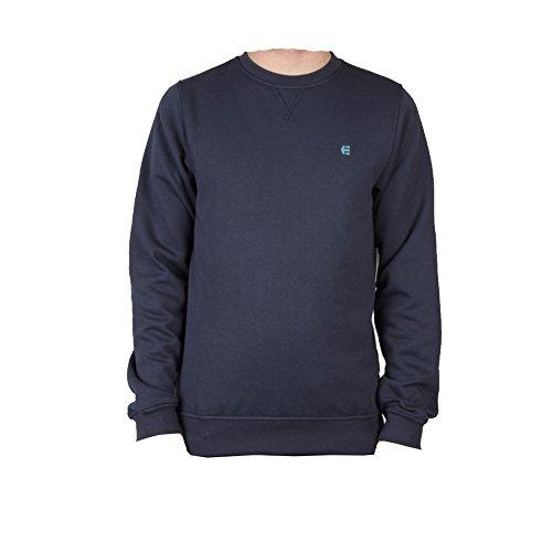 Etnies E Crew Sweater Small Dark Navy