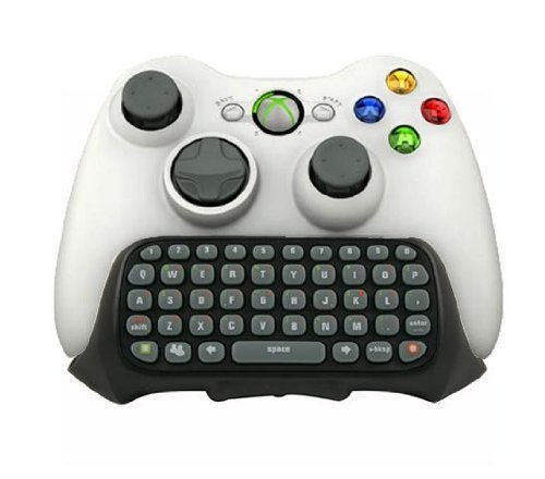 Full Qwerty Text Chat Messaging Pad Chatpad Keyboard for Xbox 360 Live Games Controller Xbox 360 Keyboard