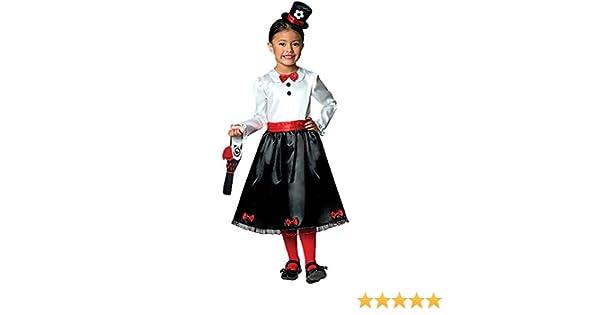 amscan Disfraz de niñera Victoriana para niñas Día Mundial del ...