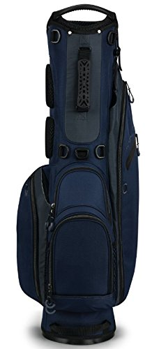 Callaway Golf 2018 Hyper Lite 4 Stand Bag B077SXWV83 ブラック|シングルストラップ ブラック