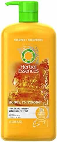 Herbal Essences Honey I'm Strong Strengthening Shampoo 33.8 Fl Oz