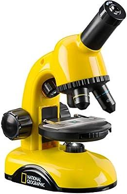 National Geographic Mikroskop 40x-800x: Amazon.es: Electrónica