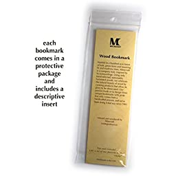 J.R.R. Tolkien Quote - Secret Gate - Engraved Wooden Bookmark with Tassel - Personalized version also available - search B0713NJGY4