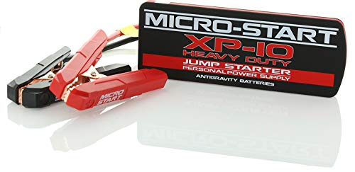 Antigravity XP-10-HD HEAVY DUTY MICRO-START Lithium Jump-Starter Power Supply