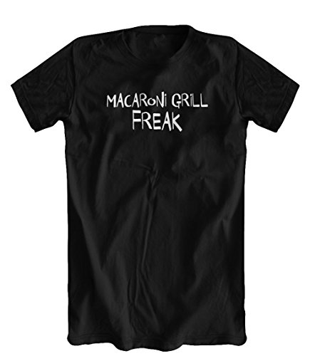 macaroni-grill-freak-t-shirt-mens-black-medium