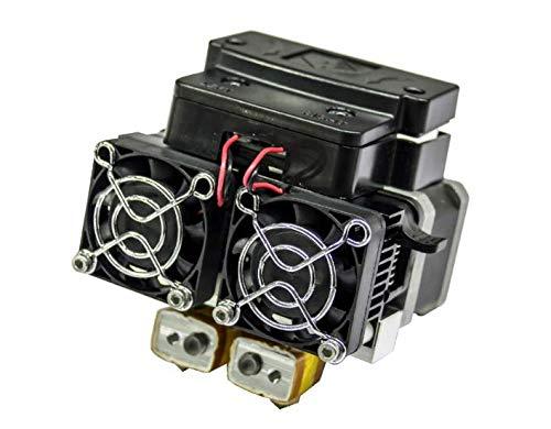 Conjunto de extrusor, Incluye Motor y Ventiladores para Impresora ...