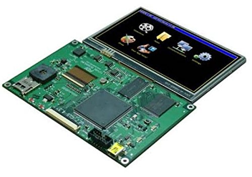 Display Development Tools 4.3' Res Touch LCD GUI - Dev Kit (uEZGUI-1788-43WQR)