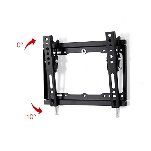 """Super Flush (1"""" from wall) Flat for Samsung, LG, Insignia..."""