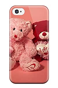 Tough Iphone OYYdzNa5799ZVINC Case Cover/ Case For Iphone 4/4s(happy Valentines Day Hd)
