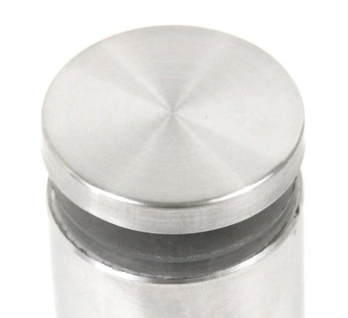 Stainless Steel Standoff - 1-1/2'' Diameter 3'' Length Brushed Finish