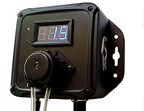 Hydroponics Automated Nutrient Doser: Amazon com: Industrial