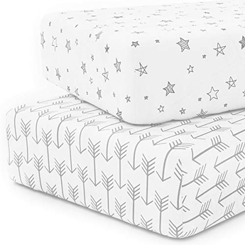 Crib Sheet Set 100%