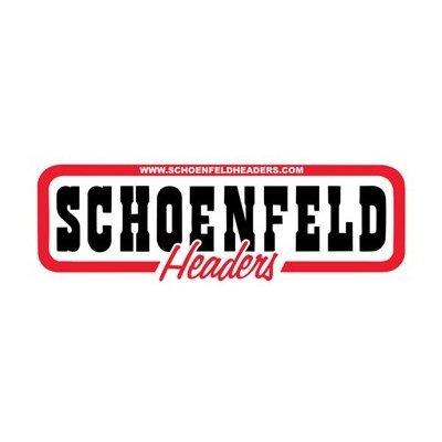 Schoenfeld Headers 162 SBC IMCA HEADERS 1-3//4