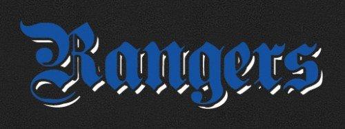 World of Football T-Shirt Rangers old 2c