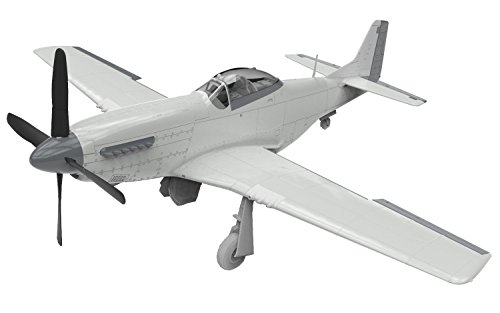 Airfix - A05131 - Maquette - North American P51-D Mustang, Echelle 1/48