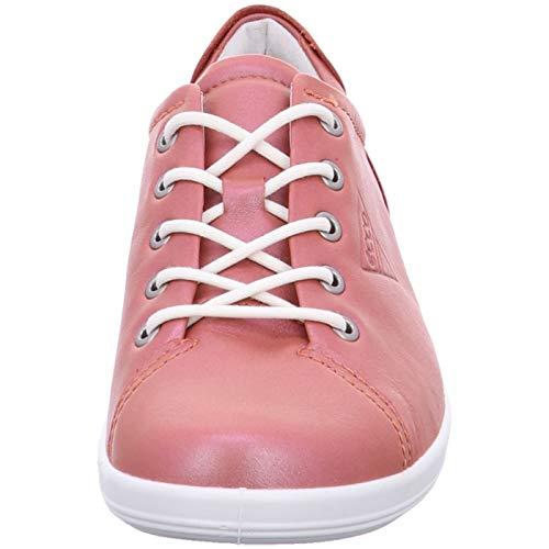 Tandori Soft Mujer Ecco Spice Zapatillas para 0 1329 2 Rot SdqFqw0