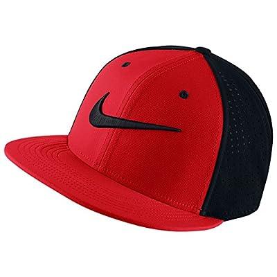 Nike Train Vapor True Hat Black/University Red/Black/Black Caps