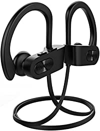 Mpow Bluetooth Auriculares, IPX7 Impermeable In-ear Orejas, Auriculare