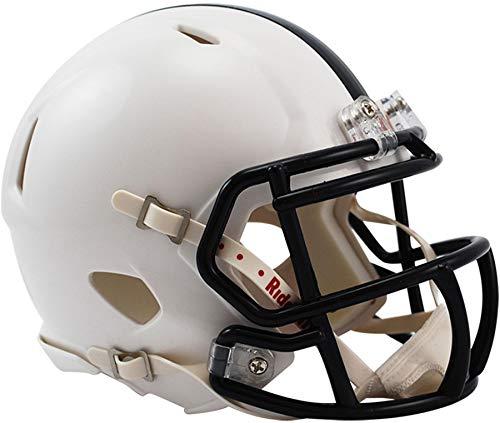 Sports Memorabilia Riddell Penn State Nittany Lions Revolution Speed Mini Football Helmet - College Mini Helmets
