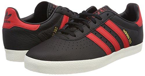 350 Hombre Adidas para Escarl Casbla de Negbas Deporte Zapatillas 000 Negro awO6dq