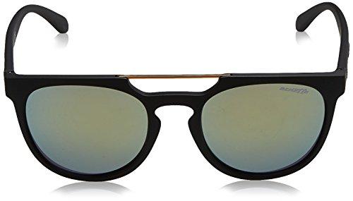 Black Gafas para Woodward 01 Matte Sol de 8n Negro Arnette Hombre 8qT7Oqx