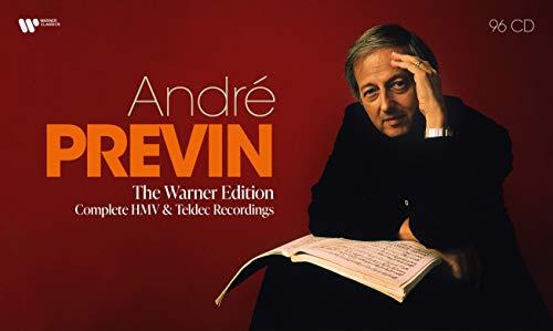 Andre Previn - Complete Warner Recordings - Amazon.com Music