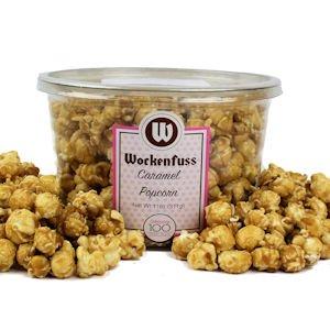 Wockenfuss Candies Caramel Popcorn, 11 oz.