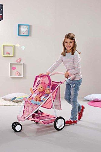 Baby Born Twin Jogger Buy Online In Uae Hpc Products