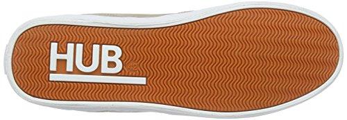 Hub Panama C06 - Zapatillas de deporte Hombre Beige (beige/wht 009)