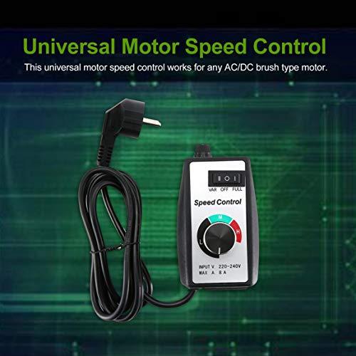 Control universal de velocidad del motor Enrutador de voltaje ...