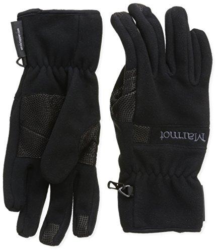 Marmot Men's Windstopper Glove, Black, Medium