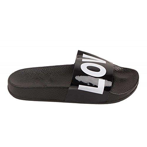 Primtex - Zapatos de Tap Mujer negro