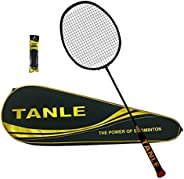 N\\A 10U 52g Badminton Ultra-Light Racket, 4 Pack Badminton Racket Set Full Carbon Professional for Teens Adul
