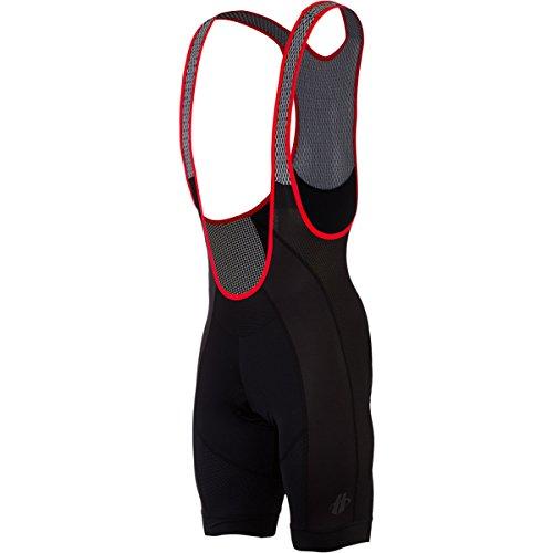Hincapie Sportswear Signature Bib Shorts Black, XL - (Hincapie Mens Cycling Bib Shorts)