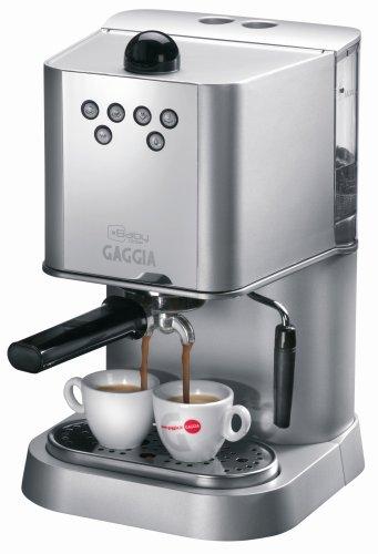 Gaggia Baby Dose 74825 Coffee Maker Silver: Amazon.co.uk: Kitchen & Home