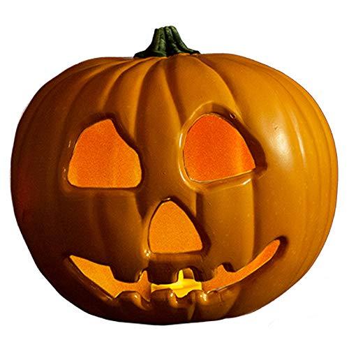 Halloween 2 Trick Or Treat Studios (Michael Myers Halloween 2 Movie Decor Light Up Jack O Lantern Haunted)