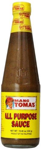 Mang Tomas All Purpose Sauce, 19.40 Ounce