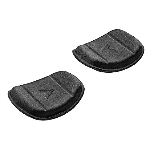 Aerobar Armrest - Profile Design F-35 Velcro Lux Bicycle Aerobars Arm Rest Pads - ACF35VBLXPAD
