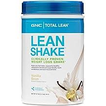 Gnc Total Lean Shake, Vanilla Bean, 1.69 Pounds