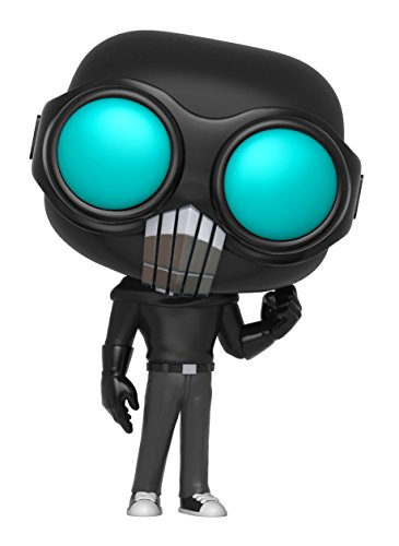 Funko Pop Disney Incredibles 2-Screenslaver, Multicolor