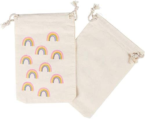 party gift  FREE giftwrap REDUCED Girls chasing rainbow shaped coin purse