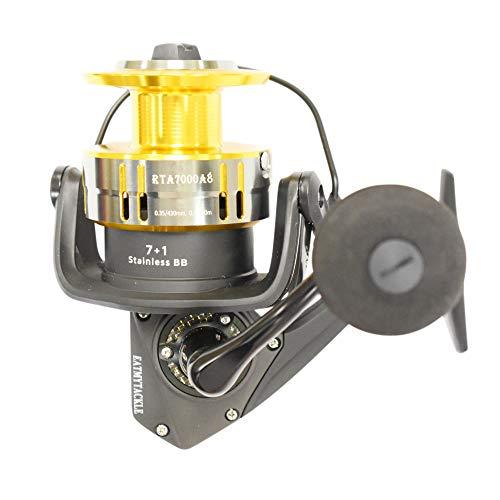 EatMyTackle RTA 7000 Premium Spinning Reel - Saltwater Fishing