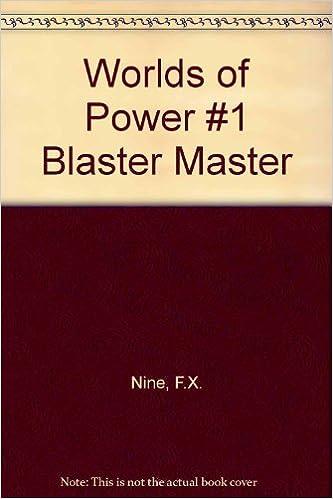 Blaster Master (Worlds of Power)