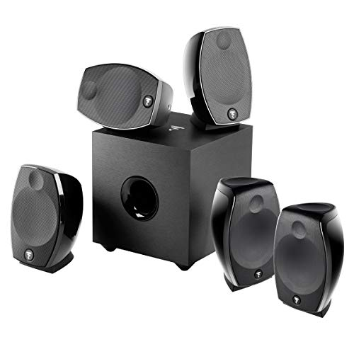 Focal SIB Evo 5.1.2 Home Cinema System (Black)