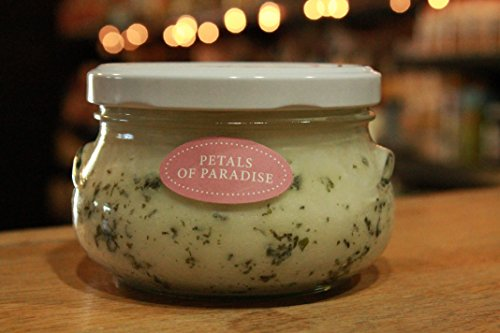 Candle 10.5 Ounce - Petals of Paradise 10.5 oz Swan Creek Candle 45+ burn time southern charm collection
