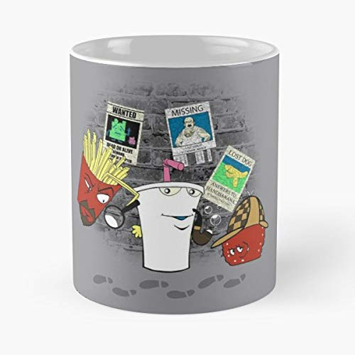 Athf Aqua Teen Hunger - Coffee Mug-11 Oz,white
