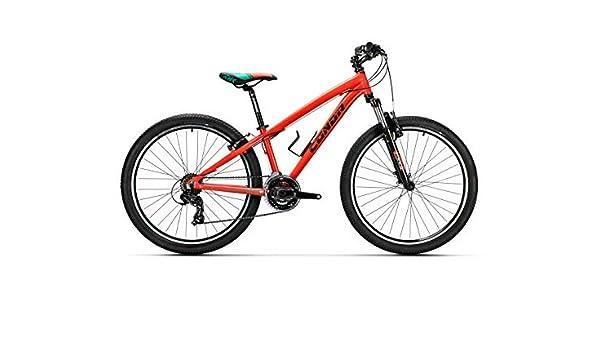Conor Bicicleta 5200. Bicicleta de montaña con Dos Ruedas. Bici Adultos. Bike. Ruedas 26 Pulgadas. 7 velocidades. (ROJA SM): Amazon.es: Deportes y aire libre