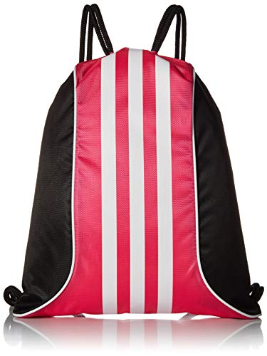 adidas Burst Ii Sackpack, Shock Pink/Black/White, One Size