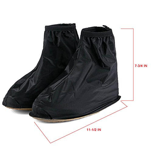 COSMOS Pair Shoes Boot Overshoe, Size