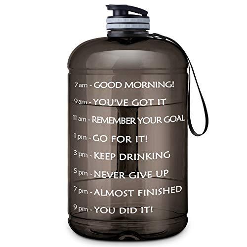 Gallon Water Bottle Portable